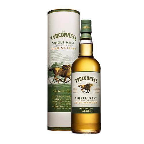 The Tyrconnell Single Malt Irish Whiskey 70cl Image 1