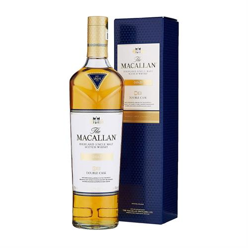 Macallan Gold Double Cask 70cl Image 1