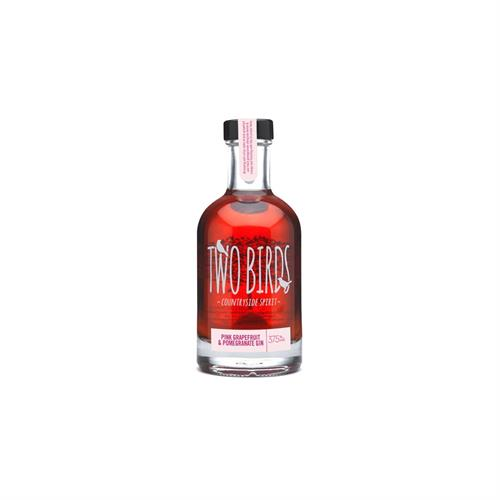 Two Birds Grapefruit & Pomegranate Gin 20cl Image 1