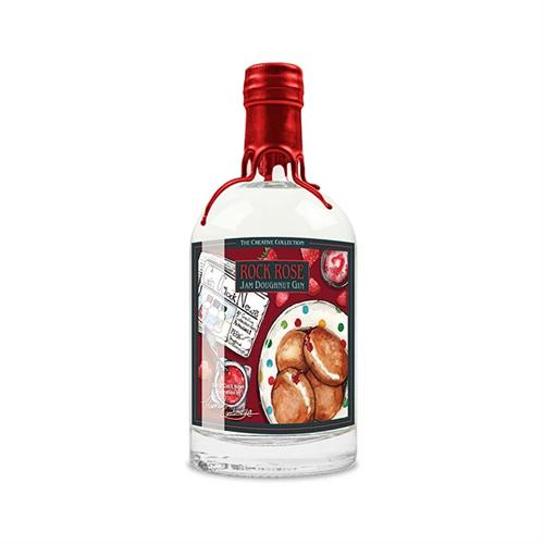 Rock Rose Jam Doughnut Gin Limited Edition 50cl Image 1
