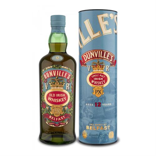 Dunvilles PX 12 Years Old single Malt 70cl Image 1