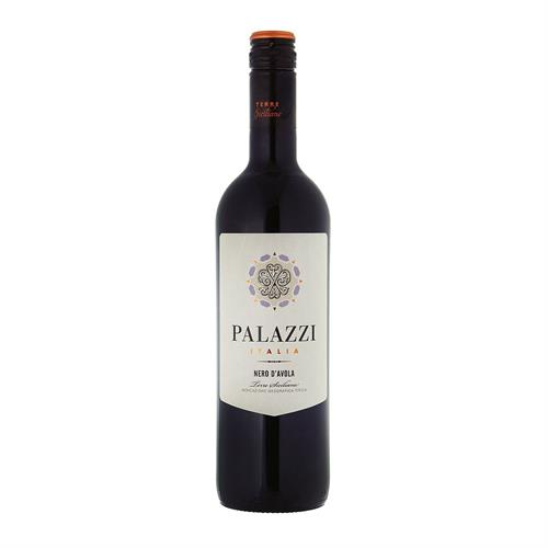 Palazzi Nero D'Avola 2018 75cl Image 1