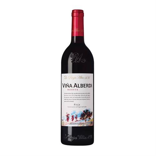 La Rioja Alta Vina Alberdi Reserva Rioja 2015 75cl Image 1
