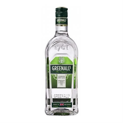 Greenalls Original London Dry Gin  70cl Image 1