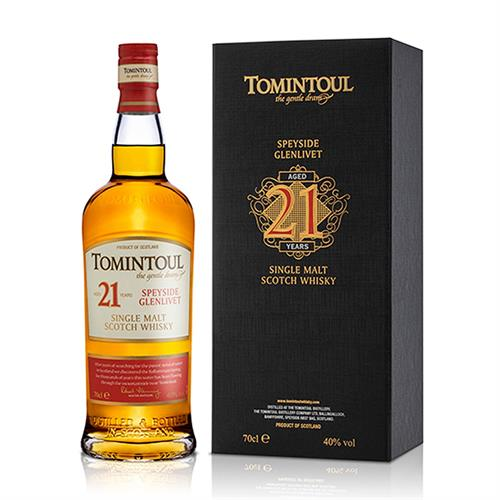 Tomintoul 21 years old 40% 70cl Image 1
