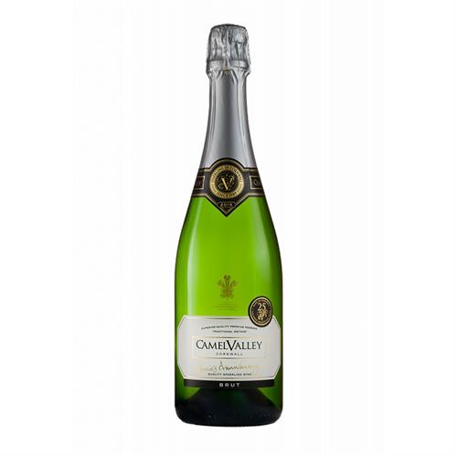 Camel Valley Annies Anniversary Brut 2013 75cl Image 1