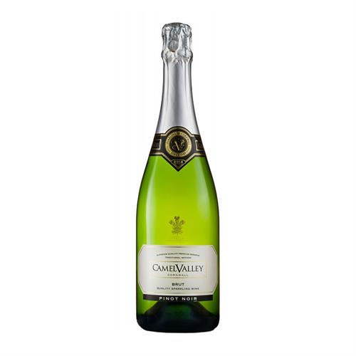 Camel Valley Pinot Noir Brut White75cl Image 1