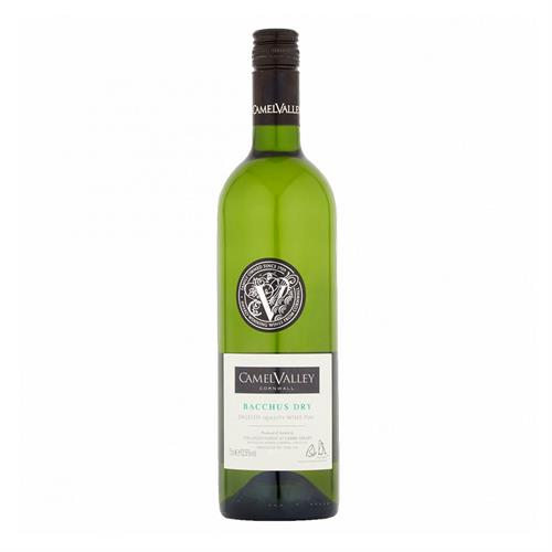Camel Valley Bacchus Dry 2018 75cl Image 1