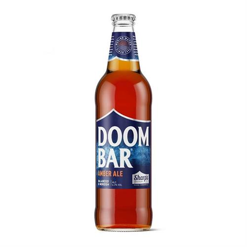 Sharps Doombar 4.3% vol 500ml Image 1