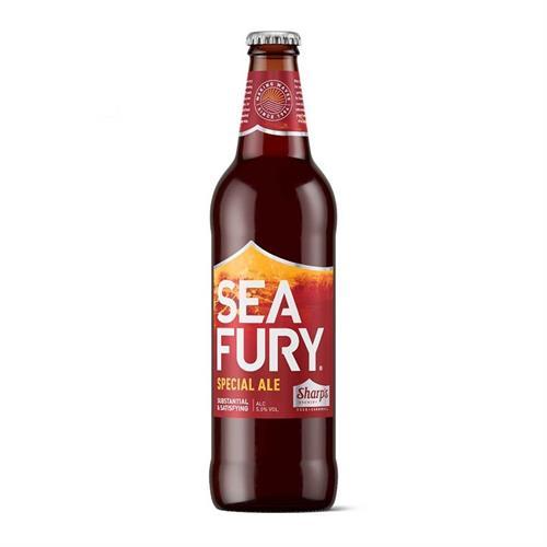 Sharps Sea Fury 5% 500ml Image 1