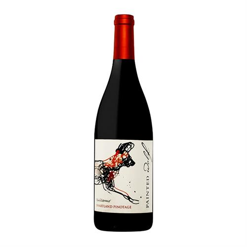 Guillermo Pinotage 2018 Painted Wolf Swartland 75cl Image 1