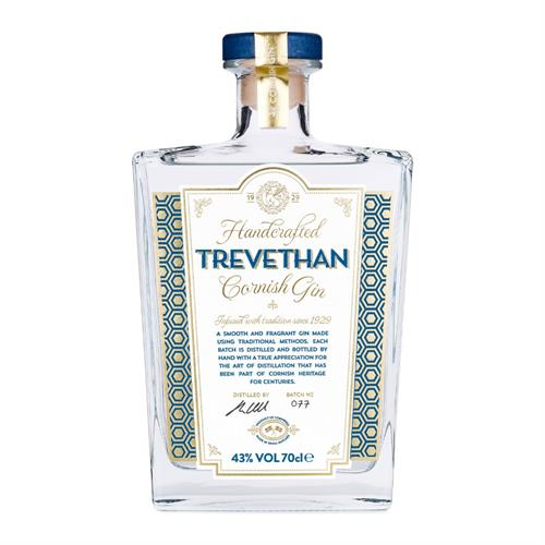 Trevethan Cornish Gin 70cl Image 1