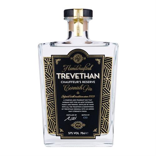 Trevethan Chauffeur's Reserve Cornish Gin 57% 70cl Image 1