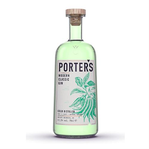 Porters Modern Classic Gin 70cl Image 1