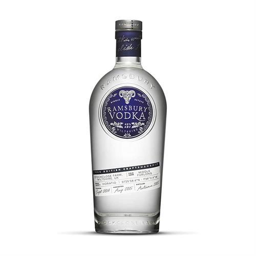Ramsbury Vodka 70cl Image 1