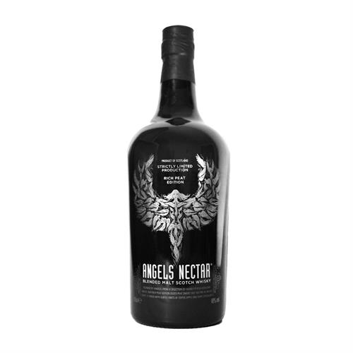 Angels Nectar Rich Peat Edition 70cl Image 1