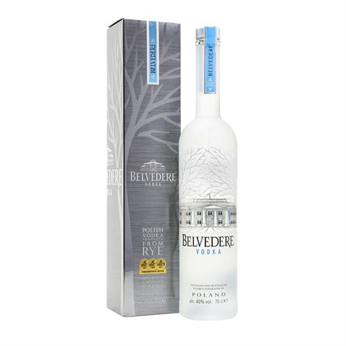 Belvedere Vodka 40% 70cl Image 1
