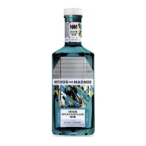 Method and Madness Irish Micro Distilled Gin 70cl Image 1