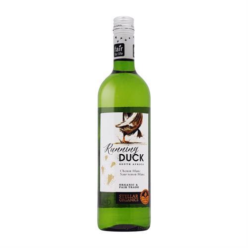 Running Duck Chenin Sauvignon Blanc Organic 2019 75cl Image 1