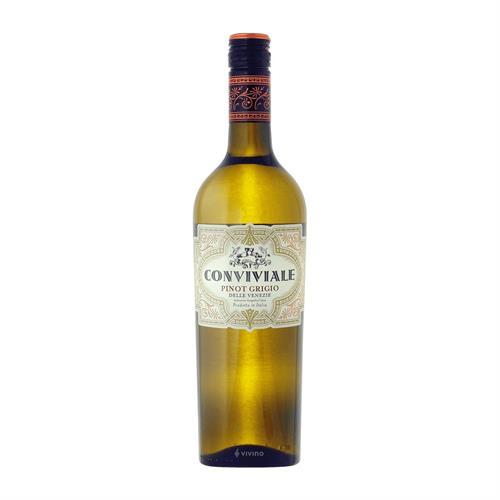 Conviviale Pinot Grigio 2020 75cl Image 1