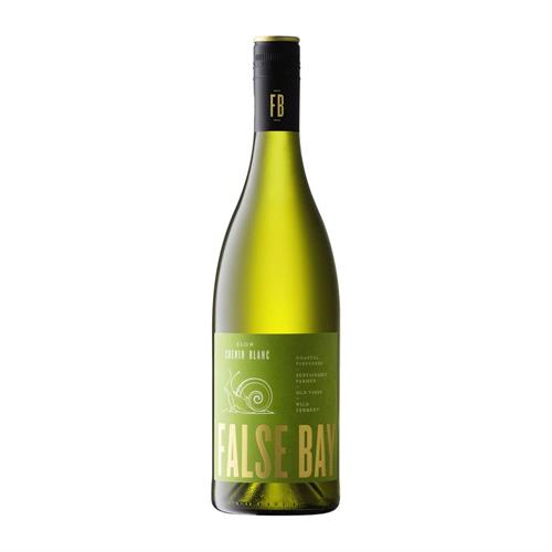 False Bay Slow Chenin Blanc 2020 75cl Image 1