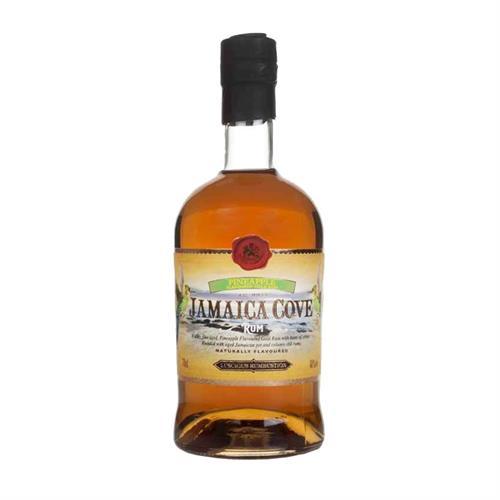 Jamaica Cove Pineapple Rum 70cl Image 1