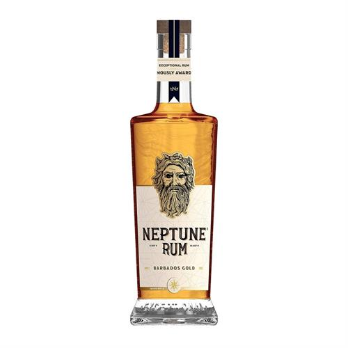 Neptune Barbados Gold Rum 70cl Image 1