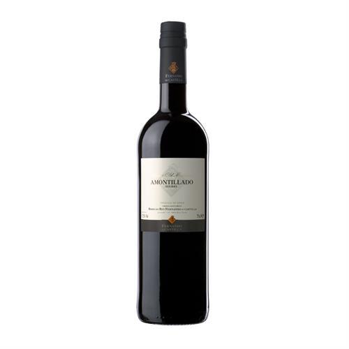 Classic Dry Amontillado Sherry Fernando de Castilla 75cl Image 1