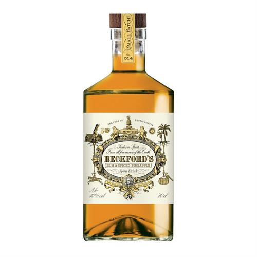 Beckford's Pineapple Rum 70cl Image 1