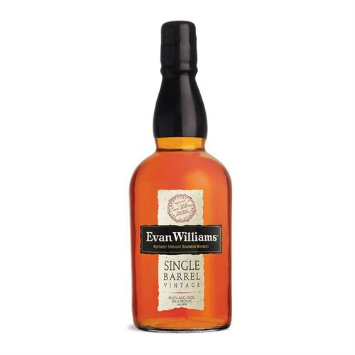 Evan Williams Single Barrel 2012 70cl Image 1