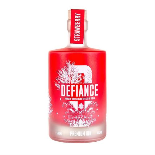 Defiance Strawberry Gin 50cl Image 1