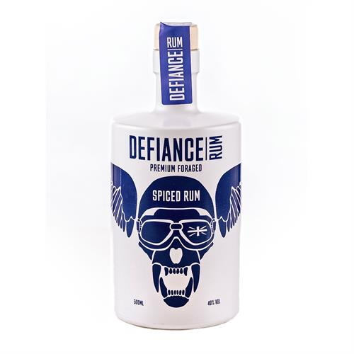 Defiance Spiced Rum 50cl Image 1