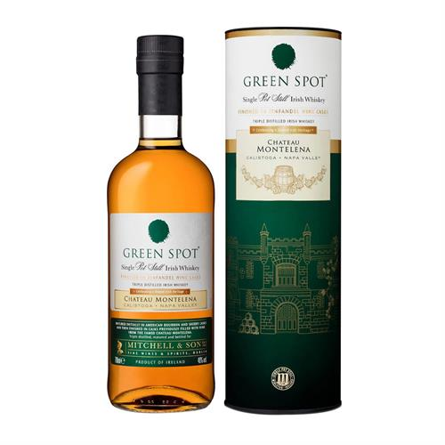 Green Spot Chateau Montelena Single Pot Still Whiskey 70cl Image 1