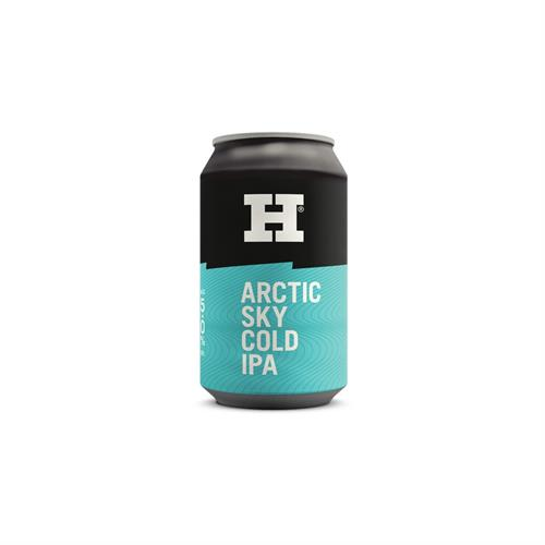 Harbour Brewing Arctic Sky Cold IPA 5% 330ml Image 1