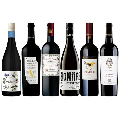 BBQ Reds Mixed Wine Case Thumbnail Image 0