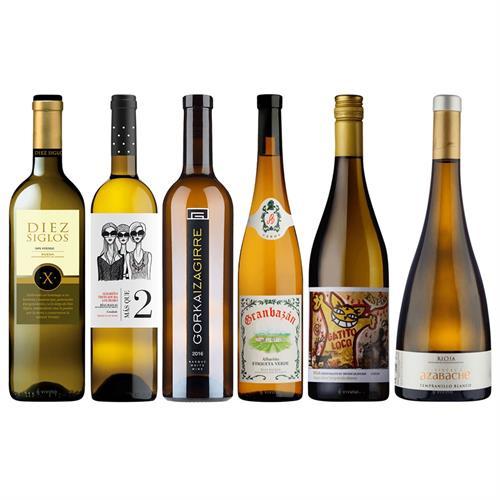 Spanish White Discovery Mixed Wine Case Thumbnail Image 0