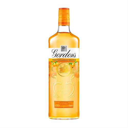 Gordon's Mediterranean Orange Gin 70cl Image 1