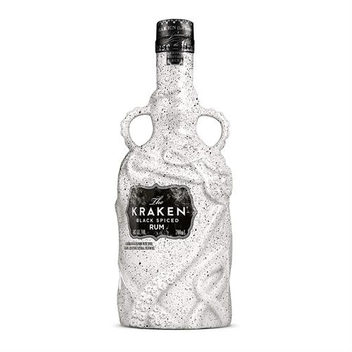 Kraken Black Spiced Rum Ceramic Limited Edition 2019 70cl Image 1