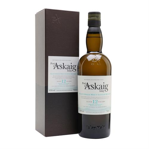 Port Askaig 12 Years Old Spring Edition 2020 45.8% 70cl Image 1