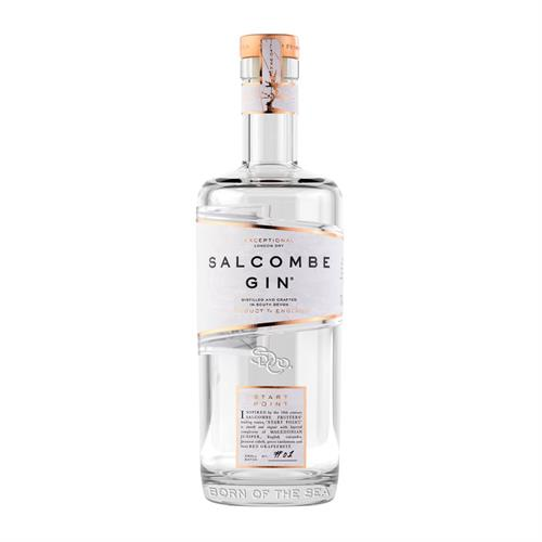 Salcombe Gin Start Point 44% 70cl Image 1