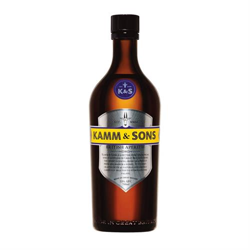 Kamm & Sons British Aperitif 70cl Image 1