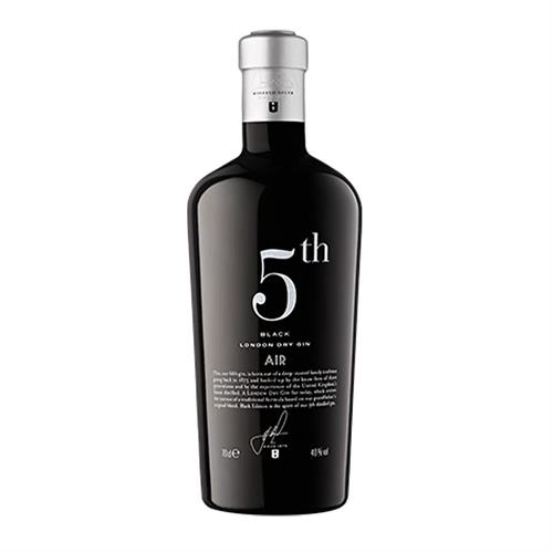 5th Gin London Dry Air 70cl Image 1