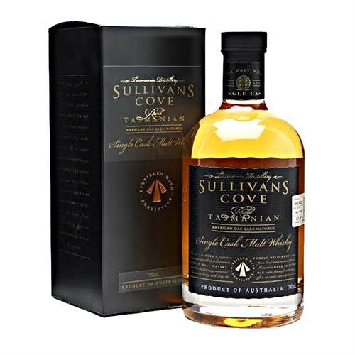 Sullivans Cove American oak Cask 47.5% 70cl Image 1