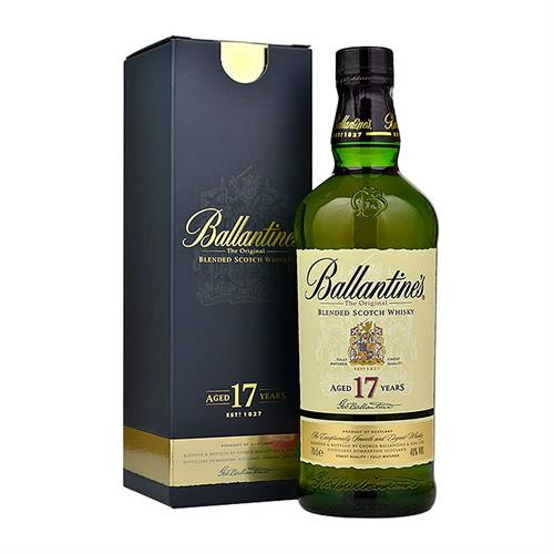 Ballantines 17 Year Old 70cl Image 1