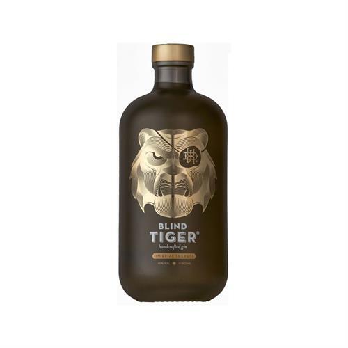 Blind Tiger Imperial Secrets Gin 50cl Image 1
