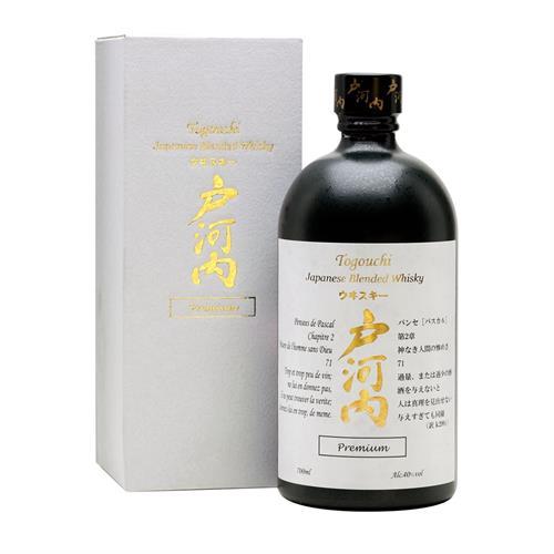 Togouchi Blended Whisky 70cl Image 1