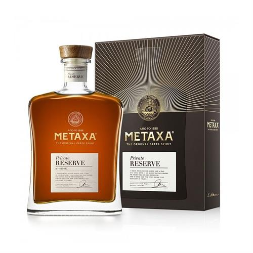 Metaxa Private Reserve 70cl Image 1