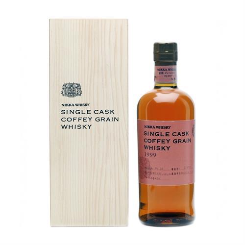 Nikka Single Cask Coffey Grain Whisky 63% 70cl Image 1