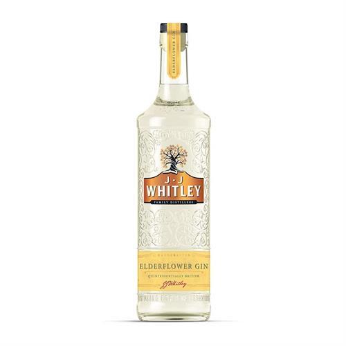 JJ Whitley Elderflower Gin 70cl Image 1