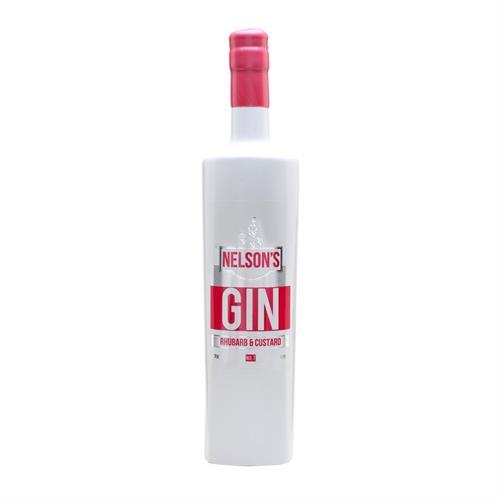 Nelsons Rhubarb & Custard Gin No.7 70cl Image 1